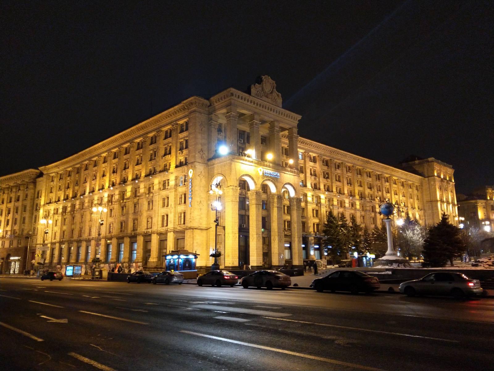 Главпочтамт Киев